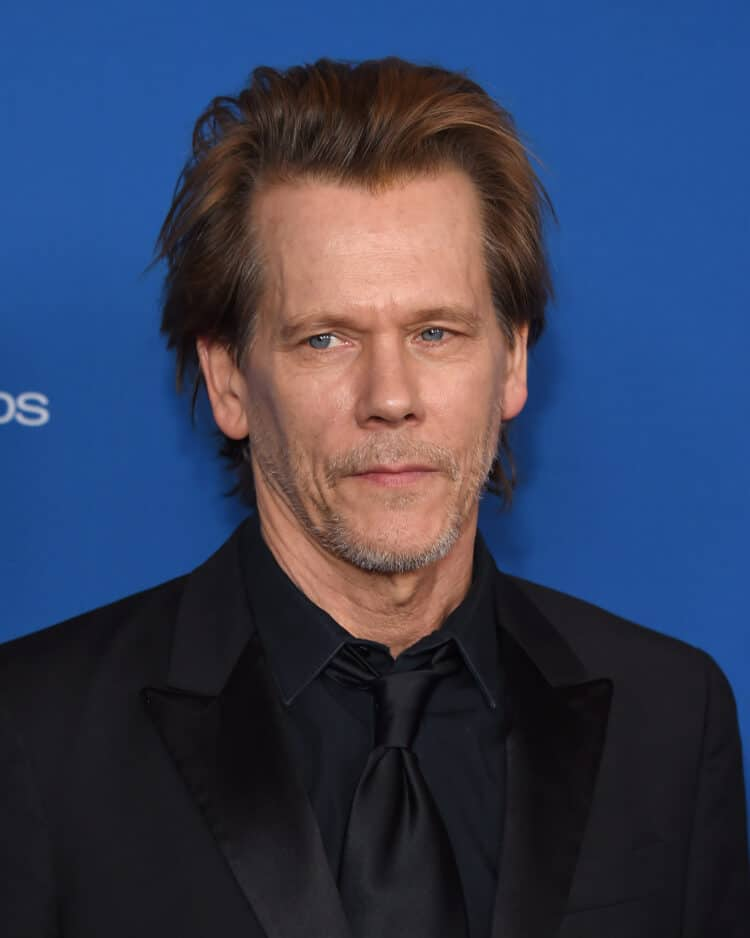 LOS ANGELES - FEB 03:  Kevin Bacon arrives for the 2018 Director Guild Awards on February 3, 2018 in Beverly Hills, CA