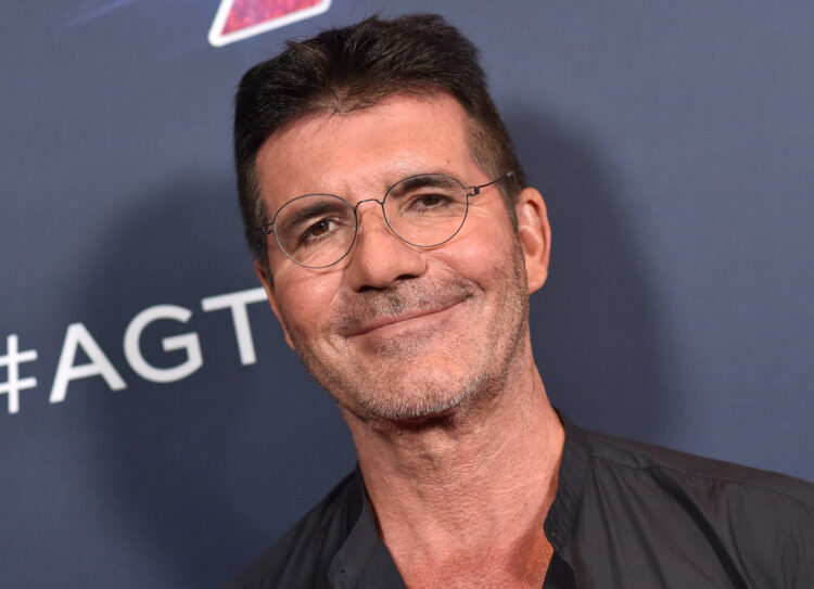 LOS ANGELES - SEP 17:  Simon Cowell arrives for 'America's Got Talent' Finals on September 17, 2019 in Hollywood, CA